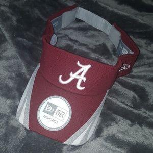University of Alabama visor